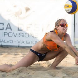 Anna Piccoli convocata al CLUB ITALIA Beach Volley