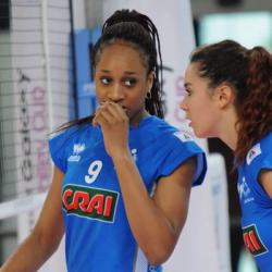 Loveth Omoruyi ancora decisiva con Club Italia