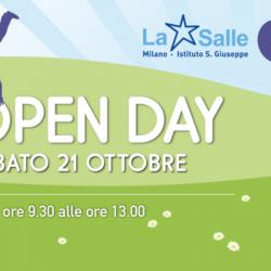 Open Day Istituto San Giuseppe La Salle