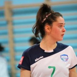 Chiara Chiesurin in Nazionale