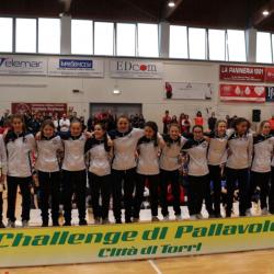 Il Challenge Città Di Torri Under13 è nostro!