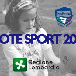 Dote Sport 2018! Un'opportunità da Regione Lombardia.