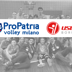Pro Patria Volley e US Bormiese insieme!