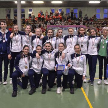 Under 14: dopo il terzo posto a Milano, sconfitta fatale ai Regionali