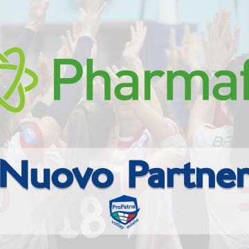 Pharmafit SRL scende in campo al fianco di Pro Patria Volley!